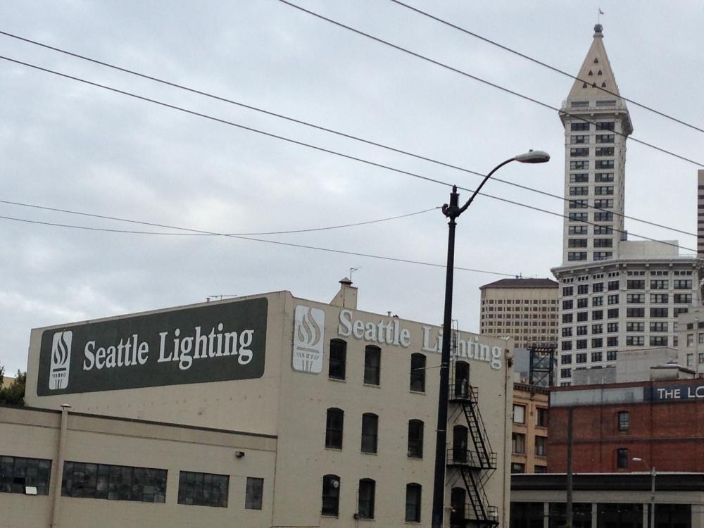 Seattle mornings